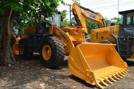 Wheel Loader Lonking Murah 1-3 m3 Power Full Engine YTO Garansi 1 Thn
