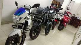 Used all type bike and Scooty sell purchase and exchange available