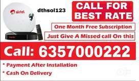 Dhamaka Offer! Tata Sky HD - Tatasky, Airtel, Dishtv RO WATER  DTH  50