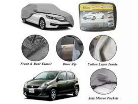 Imported Double Sided Cover for Passo/Vitz/Cultus etc