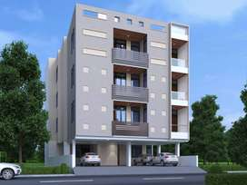 3BHK villa for sale at gandhi path