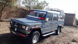 Force Motors Trax Cruiser 206 Diesel Good Condition