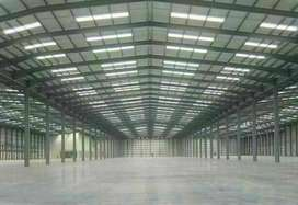 We have different sizes of warehouses available at different locations