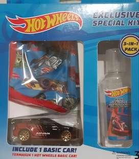 Hotwheels lancer evo series