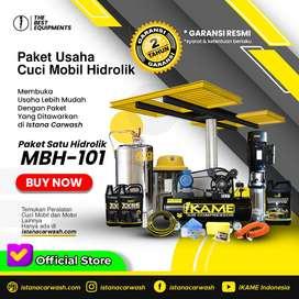 Paket Usaha Cuci Mobil Thunder H MURAH dan GARANSI RESMI