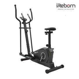 Eliptikal Magnetik Ireborn >> Grosier Ecer Total Fitnes
