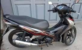 Honda Supra X Helm In 2013