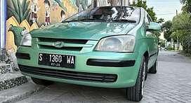 Hyundai GETZ 2004  Orisinil alamian luar dalam Istimewa