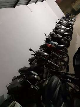 Bikes/scooties starts from 10000 rs
