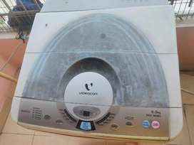 Videocon fully automatic top load washing machine