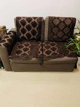 Sofa cum bed - L shape