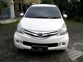 Toyota New Avanza E  1.3 Mt  th 2014 modifikasi avanza Type G istimewa