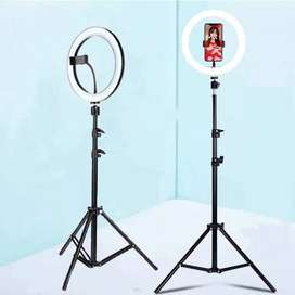 33cm Ring Light With 7ft Stand For Tiktok,Photography & Live Streaming