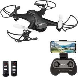 Mini Drone with Camera with Long Flight Time with 2 Batteries