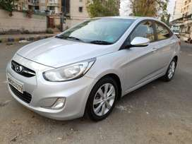 Hyundai Verna VTVT 1.6 AT SX Option, 2012, Petrol