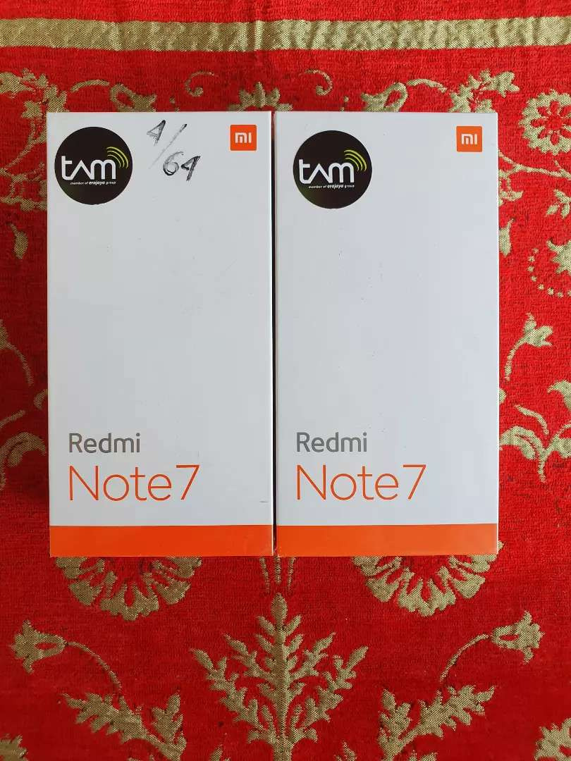 Sedia Murah Xiaomi Redmi Note 7 4/64 GB Blue 0
