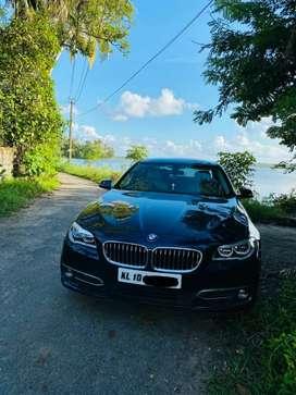 BMW 5 Series luxury line 2017 Diesel 39000 Km Driven