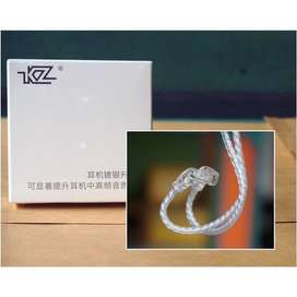 Knowledge Zenith Silver Plate Cable Type C