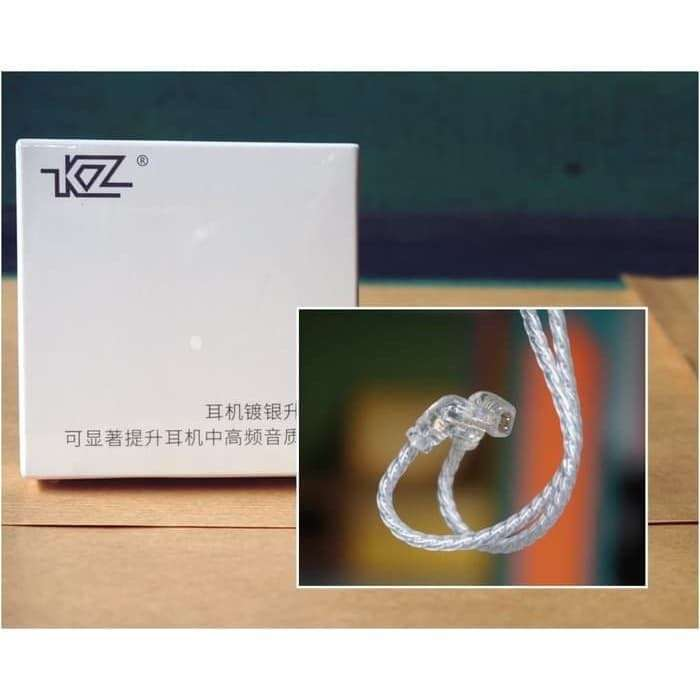 Knowledge Zenith Silver Plate Cable Type C 0