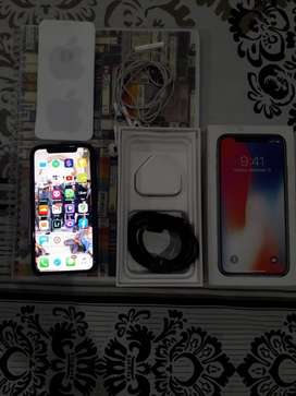 Iphone X Space Grey 64GB Factory Unlocked
