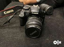 Canon 1000d less used