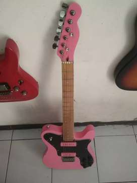 Guitar listrik square telecaster
