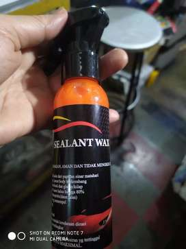 Sealant wax ( Megah top )