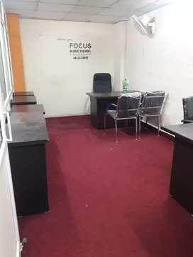 Fully FURNISHED office available mansarovar jaipur