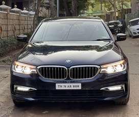 BMW 5 Series 520d Luxury Line, 2017, Diesel