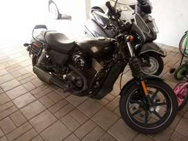Harley Davidson in Brand New Showroom Condition
