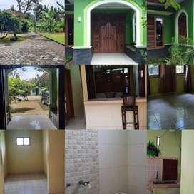 Rumah kontrakan asri tengah kota Sleman
