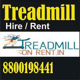 Motorized Treadmill on Rent in gurgaon