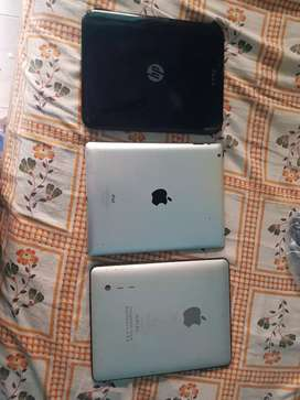 IPads and hp pads,