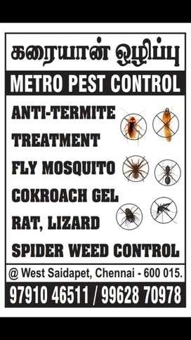 Metro Pest Control Services