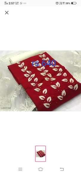 Kurtis, sarees and dress material