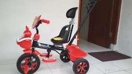 Sepeda roda 3 excotic