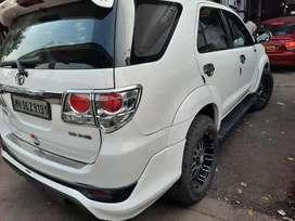 Toyota Fortuner 2014 Diesel 146000 Km Driven