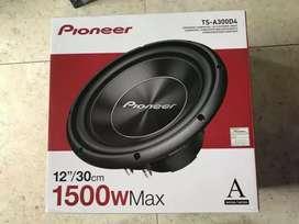 Paket sound Pioneer pasti murah di campur merk lain
