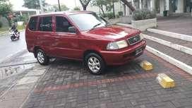 Toyota Kijang Kapsul Ssx th 2000