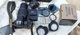 Nikon D5600 DSLR With Unlimited Accessories
