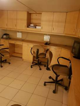 1650 Sq.ft Furnished Office Space Located In Model Colony