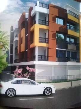 694 sqft new flat in doltala bus stop