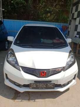 Honda jazz rs manual tahun 2013