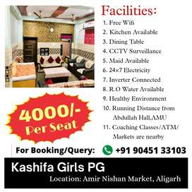 KASHIFA GIRLS P.G , AMIR NISHA MARKET