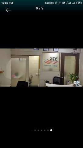 At sec22Chandigarh, fully Furnished Office Space for Rent is available