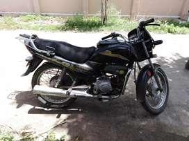 Hero Honda passion black