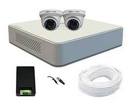 HIkVISION 2 mp cctv camera