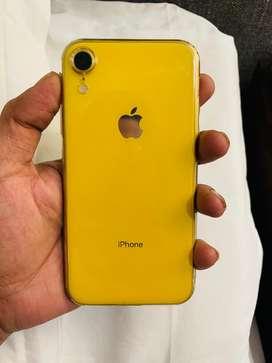 iPhone XR Yellow 64 Gb