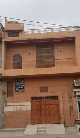 8 Marla double story house for rent only for commercial use