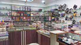 Fully Furnished Shop Available For Sale  .